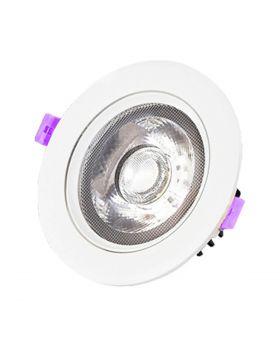 CLOPAL COB 5W LED SMD ROUND SPOT LIGHT 220V - NATURAL