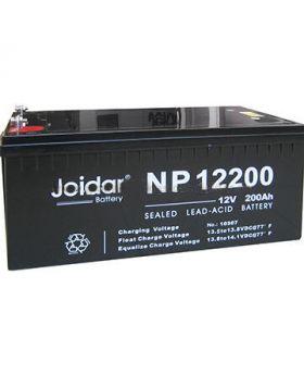 Battery 12v, 200Ah Battery, Maintenance free Battery 1 year warranty