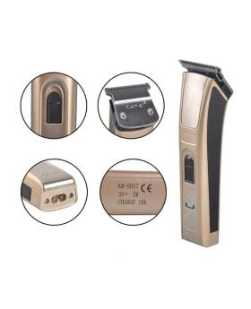 Kemei KM-5017 Rechargeable Professional Trimmer
