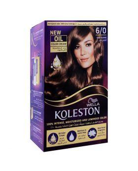 Wella Koleston Kit 6/0 Dark BL Menap