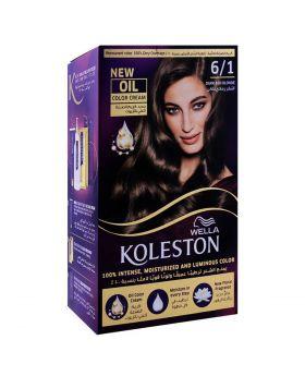 Wella Koleston Kit 6 1 Dark Ash Bl Menap