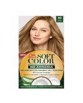 Wella Soft KIT 80 Light Blonde 125 ml