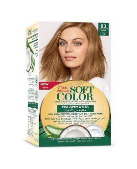 Wella Soft KIT 83 Light Golden Blonde 125 ml