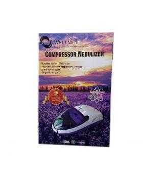 WELLMED Compressor Nebulizer