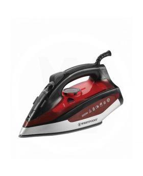 Westpoint Deluxe Steam Iron Black/Red WF-2063