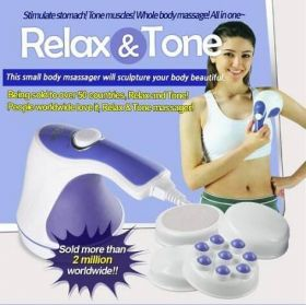 Relax & Spin Tone Body Massager
