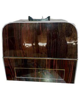Sewing Machine wooden fancy box's