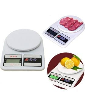 Electronic Digital Kitchen Scale Weight Machine