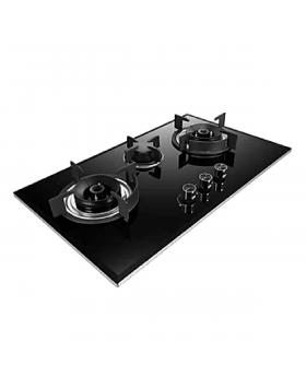 Xpert Appliances XGT-3-717 Built-in Glass HOB