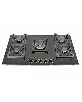 Xpert Appliances Glass Hob XGT-5-BN-17