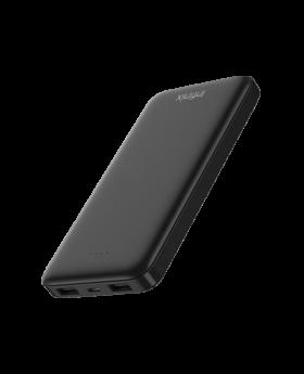Infinix XP04 Powerbank - 10000 mAh - Silm Plastic - Orignal - Black
