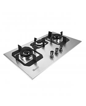 Xpert Appliances Steel Hob XST-3-1017