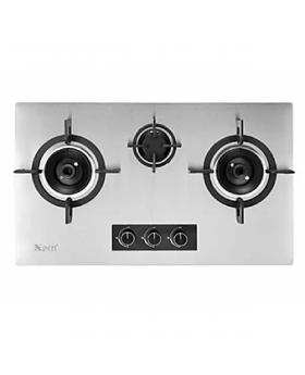 Xpert Appliances Steel Hob XST-3(817)
